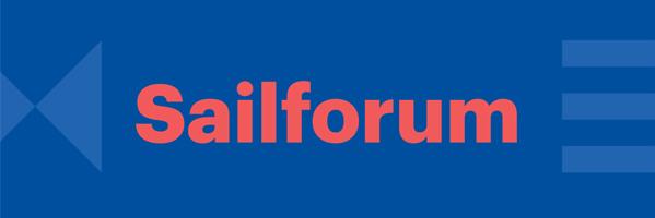 Sail Forum finns i monter A03:01