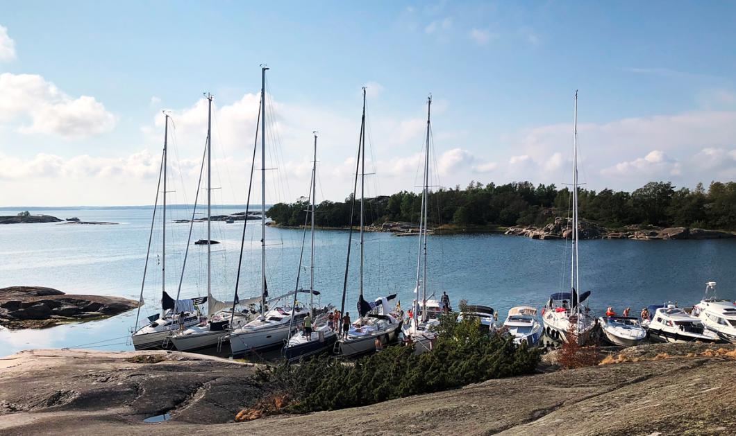 Båt- och gastbank på sxk.se
