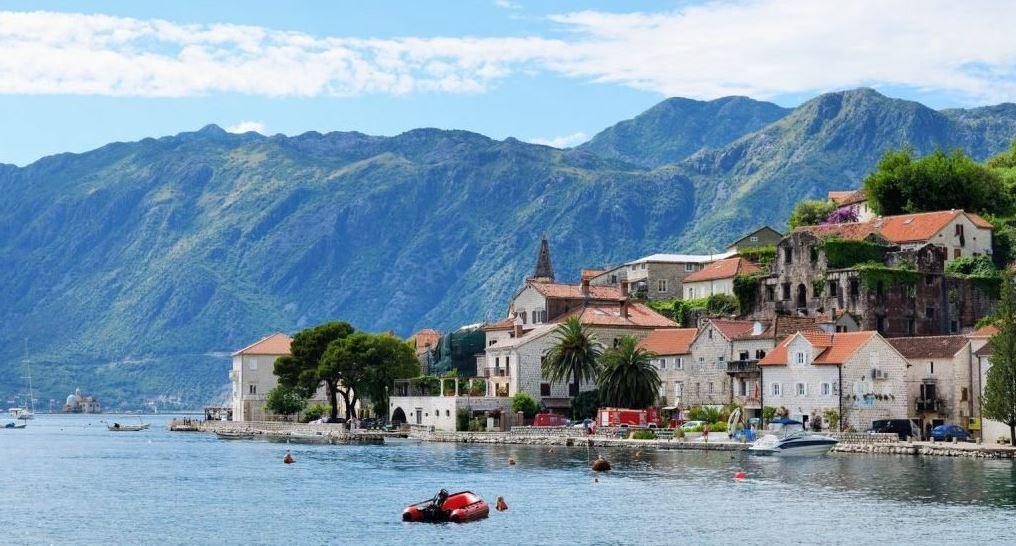 Eskadersegling Kroatien