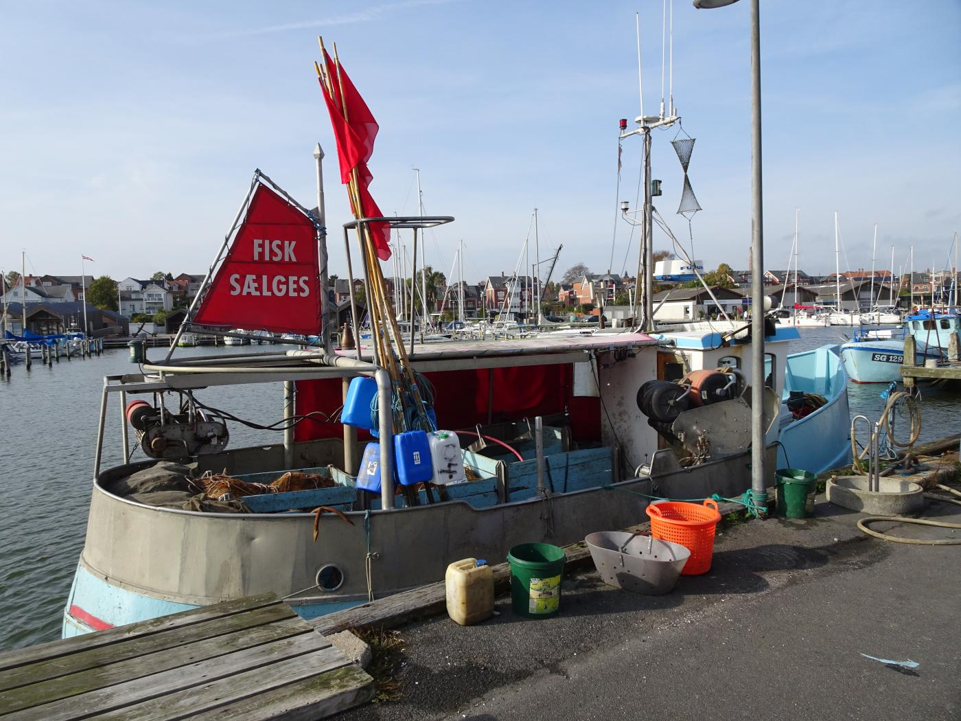 Nyborgs hamn