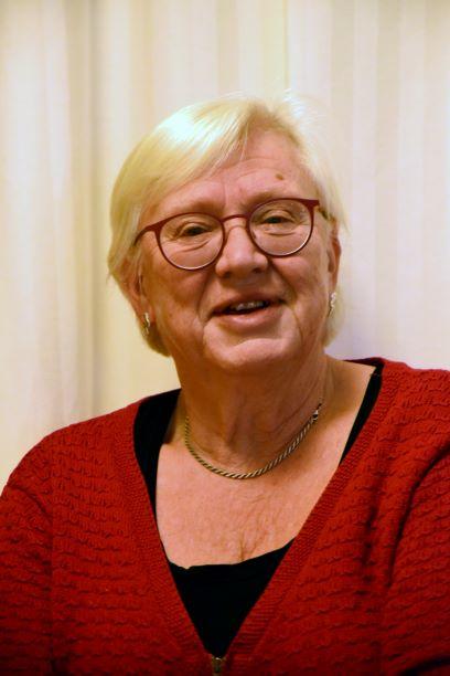 Kerstin Andersson, ordf.