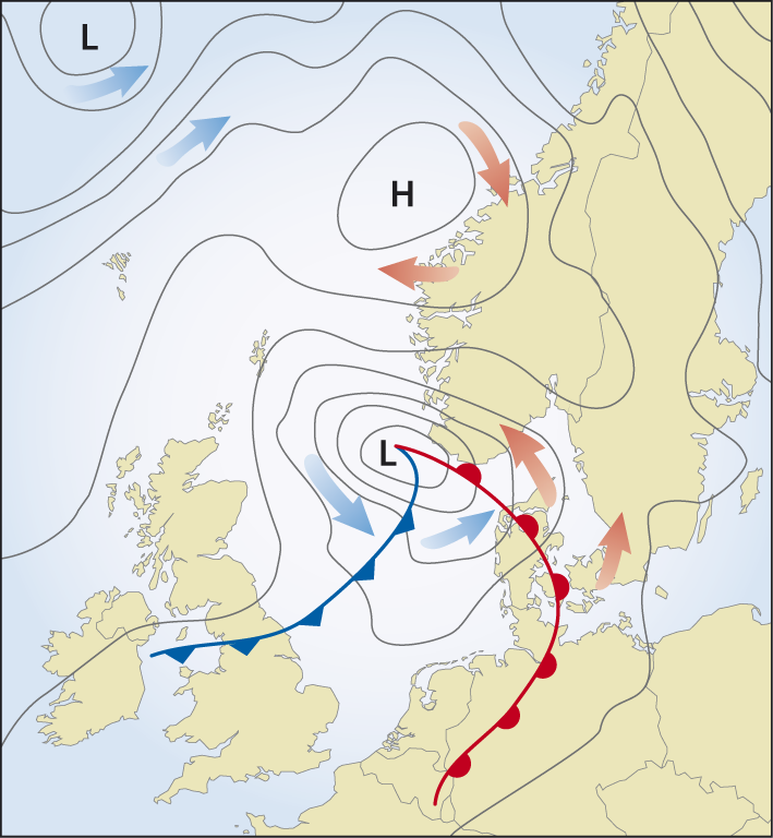 väderprognos sommaren 2020